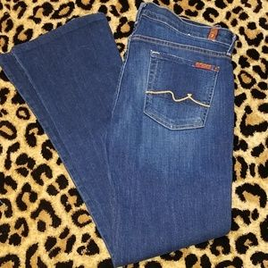 7 For All Mankind Lexie Petite Bootcut Jean 30x30